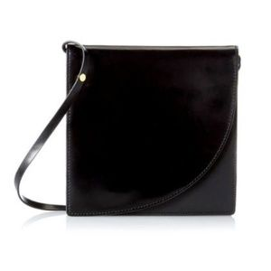 Kate Spade Black Saturday Double Crossbody Bag